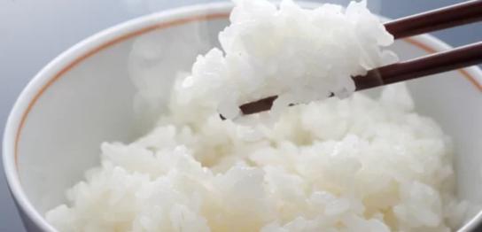 共生水を使ったお米の炊き方